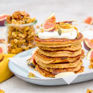 American Pancakes met Live Puri