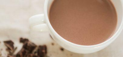 Live Puri Gezonde chocolademelk kop