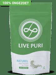Eiwitpoeder naturel Live Puri