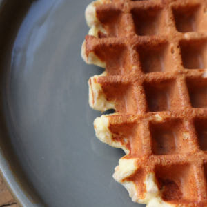Hartige wafels koolhydraatarm en glutenvrij
