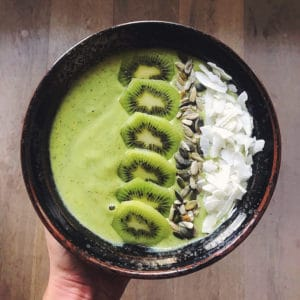 Live Puri Green Matcha smoothie