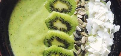 Live Puri Green Matcha smoothie