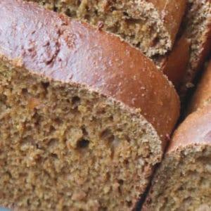 Live Puri Pumpkin Spice Bread