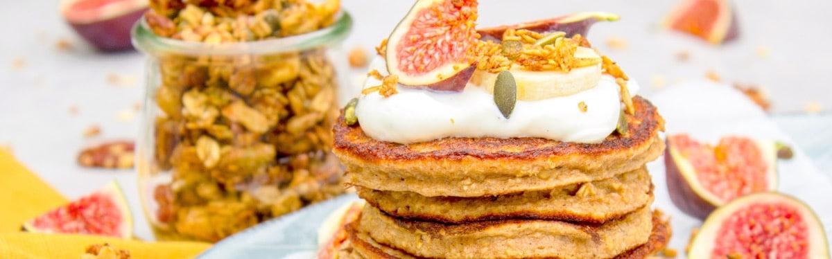 Live Puri de 7 allerlekkerste eiwitrijke pannenkoeken recepten