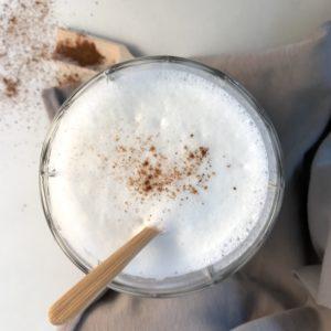Live Puri gezonde suikervrije Chai latte top