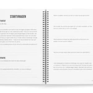 Live Puri journal startvragen