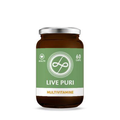 Live Puri multivitamine