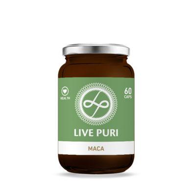 Maca capsules Live Puri