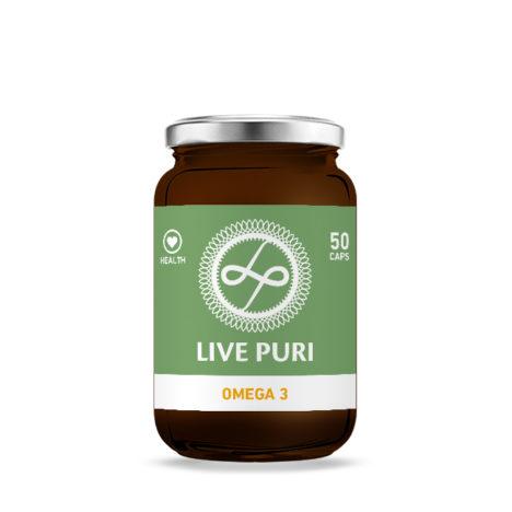 omega 3 visolie capsules