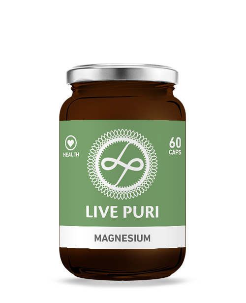 Live Puri Magnesium capsules
