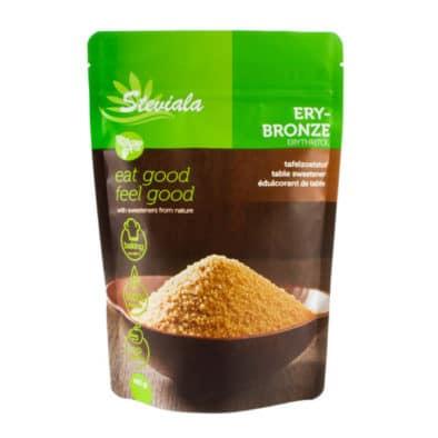 Natuurlijke suikervervanger Steviala erythritol erybronze Live Puri