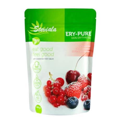 Steviala erythritol erypure Live Puri natuurlijke zoetstof