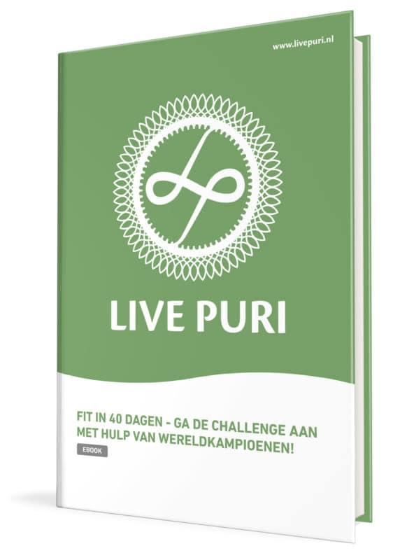 Live Puri e-book: Fit in 40 dagen