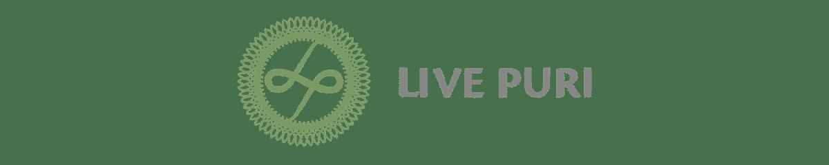 Logo Live Puri liggend
