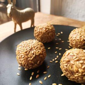 vegan blissballs Live Puri